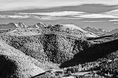 Grand Ballon in infrared, seen from Hohneck (Michal Jeska) Tags: grandballon vosges vogesen infrared infrarot mountains mountain alps alpen eiger mönch jungfrau dalekieobserwacje wogezy alpy hohneck canon eosm canoneosm canonef200mmf28liiusm primepipe alsace elsass alpes france photographie infrarouge alpesbernoises
