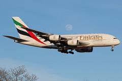 A6-EEC   Airbus A380-861   Emirates (cv880m) Tags: newyork jfk kjfk kennedy johnfkennedy aviation airliner airline aircraft jetliner airplane airport spotting planespotting a6eec airbus a380 388 380800 380861 emirates uae dubai emiratesairline superjumbo
