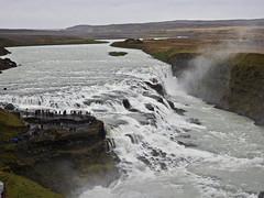 Gullfoss, Iceland (Z_marukun) Tags: iceland islanda landscape nikonp900 coolpixp900 gullfoss cascata waterfall