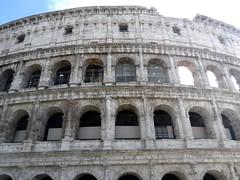 Flavian Amphitheatre (thomasgorman1) Tags: light sky colosseum amphitheater flavian rome italy fujifilm architecture building