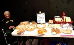 Hilda and her pies, The Wakefield market (ali eminov) Tags: wakefield nebraska celebrations foods people markets thewakefieldmarket pies hilda