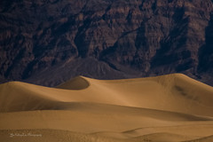 Sand Dune under full moon lights (FollowingNature (Yao Liu)) Tags: ngc deathvalley sanddunes fullmoon moonlights followingnature