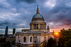 The Dome of St. Paul's (Neil Cornwall) Tags: 2019 europe france londonuk october parisfrance september unitedkingdom windsoruk fall