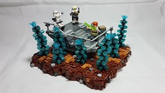 Order 66 ([C]oolcustomguy) Tags: lego brickarms starwars brick arms theclonewars order66