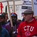 Jesse Sharkey President Chicago Teachers Union Chicago Teachers Union Rally 10-14-19_3795