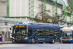 H19304_100 (rickyruan) Tags: electricbus trial cmbc translink bus newflyer