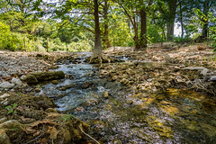 HillCountry_013 (allen ramlow) Tags: flat creek river landscape scenic trees water rocks sony alpha nature