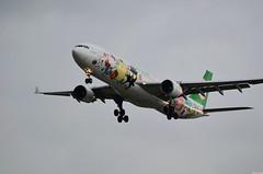B-16333 (tai46) Tags: airbus a330300 eva airways hello kitty sanriocharacters