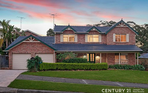 1 Dinmore Place, Castle Hill NSW 2154