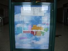 Washington Mall Directory (Bunnyllion) Tags: washington mall dead deadmall us19 i70 pa pennsylvania c3nostalgia