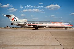 American Airlines, N6808 (timo.soyke) Tags: american americanairlines boeing b727 b727200 plane aircraft airplane n6808