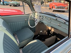 familiar space (Robert Couse-Baker) Tags: carshow sacramento car vehicle transportation