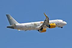 EC-NAJ Airbus A.320-271N Vueling We Love Places CS AGP 31-08-19 (PlanecrazyUK) Tags: lemg malaga–costadelsolairport malaga costadelsol ecnaj airbusa320271n vueling weloveplacescs agp 310819