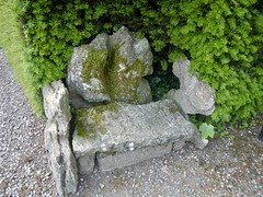 Photo of Stone Bench