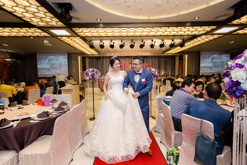 [婚攝] 柏均 & 思吟 寒軒飯店和平店   純午宴   當日精華