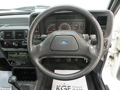 1990 Ford Escort RS Turbo (KGF Classic Cars) Tags: rs kgfclassiccars turbo escort series2 ford retro series1 quicks classic oldskool xr fwd ghia cosworth mk3 classicford mk4 cvh xr3i carsforsale xr3 rs1600i performanceford retroford 90spec fiesta