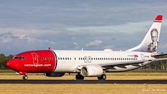 Norwegian B737 (Ramon Kok) Tags: 737 737800 ams avgeek avporn aircraft airline airlines airplane airport airways amsterdam amsterdamairportschiphol aviation b737 b738 boeing boeing737 boeing737800 d8 eham eifha holland ibk norwegian norwegianair norwegianairinternational schiphol schipholairport thenetherlands