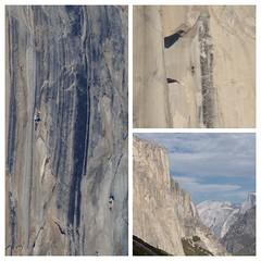 Climbers On El Capitan (tourtrophy) Tags: yosemite yosemitenationalpark climbers elcapitan canoneos5dmark3 canonef100400mmf4556lisiiusm