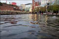 Water One (Mike McNiven) Tags: liverpoolone liverpool one merseyside water pond waterfeature feature