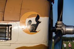 N632NA T-28 Fennec, Oshkosh (wwshack) Tags: airventure eaa eaaairventure fennec kosh northamerican osh oshkosh t28 trojan usa unitedstates whittmanregional wisconsin n632na