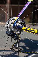 P5Disc Custom - Purple-Yellow-Blue-0537