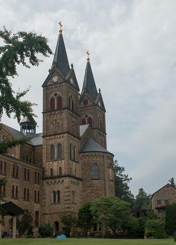 St. Meinrad, IN Monastery (#0322)