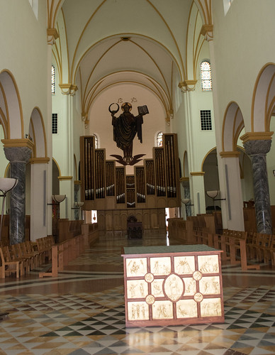 St. Meinrad, IN Monastery Archabbey (#0318)