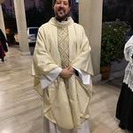 Ordinazione sacerdotale di Basil Darker Gaete