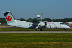 C-FACT (Air Canada Epress - JAZZ) (Steelhead 2010) Tags: aircanada aircanadaexpress jazz dehavillandcanada dhc8 dhc8300 dash8 yul creg cfact