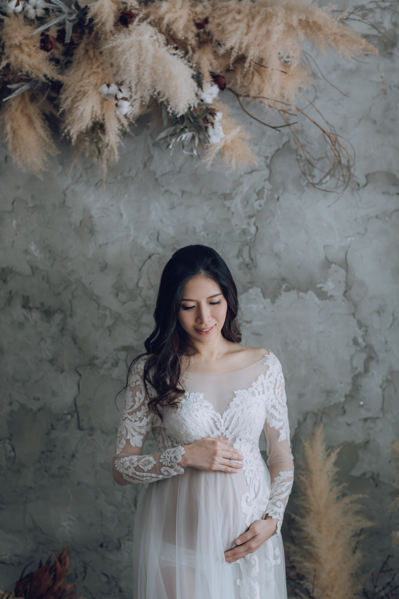 《孕婦寫真》Pearl / 攝影師 Eric Yeh / 良大攝影工作室