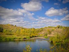 Osetr river (banagher_links) Tags: olympus omd em10 mark iii sigma russia mft micro 43 zaraysk osetr river