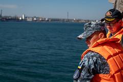 USS Porter (DDG 78) (CNE CNA C6F) Tags: ussporterddg78 c6f us6thfleet porterchampions porterpatrol7 blacksea usnavy departmentofdefense nato ukraine odesa