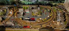 part of train diorama at Johnstone model rail show (herr flick A700) Tags: sony johnstone modeltrains diorama sonya7m3 trains models