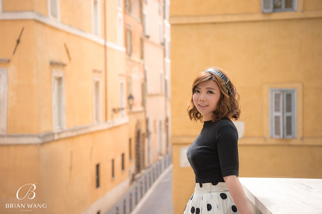 """""""羅馬婚紗,義大利自助婚紗,Colosseo,Piazza"""