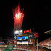 Scenes from the National NLCS Clinching Win -Fireworks-0319
