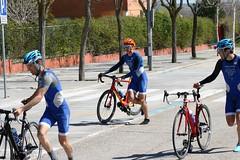 Team Clavería  en protour Pontevedra 10