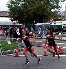 Team Clavería  en protour Pontevedra 6