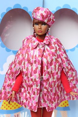 Far Out Poppy (Isabelle from Paris) Tags: far out poppy parker style lab shes real doll live from fashion week convention 2019