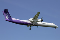 Flybe DHC-8-400Q (Wiggy66) Tags: southampton sou gjecp flybe dhc8