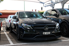 Mercedes-AMG Brabus C B40S-650 W205 (R_Simmerman2) Tags: mercedesamg brabus c b40s650 w205 mercedes benz amg c650 b40 b40s 650 monaco monte carlo casino valet parking garage hotel combo harbor boulevard supercars sportcars hypercars monacocars carsofmonaco