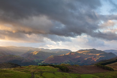 Low Light (johnkaysleftleg) Tags: lakedistrict morning morninglight sunrise clouds drama sidelight placefell bedafell thenab highseat highstreet hallinfell canon760d sigmaaf1770mmf2845dcmacro handheld