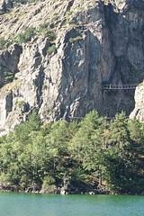 Via ferrata de Villefort - BFIM2921 (6franc6) Tags: occitanie languedoc gard cévennes août 2019 rando vélo kalkoff sansvae 6franc6
