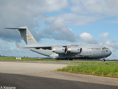 US AIRFORCE C-17 60-0222 (Adrian.Kissane) Tags: 992019 600222 c17 shannonairport shannon usaf usairforce