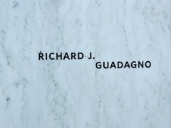Richard J. Guadagno, 19A (George Neat) Tags: wallofnames richard guadagno flight 93 national memorial ua93 shanksville stoystown united airlines somerset county september 11 2001 911 91101 neverforget rural country usa america remembrance monument georgeneat patriotportraits neatroadtrips outside pa pennsylvania laurelhighlands scenic scenery landscape towerofvoices heroes windchime