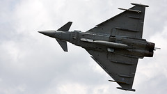 Typhoon (Bernie Condon) Tags: eurofighter typhoon fighter bomber swingrole jet multirole multinational british royalairforce raf military warplane groundattack reconnaissance strike attack