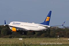 B737 MAX8 TF-ICE ICELANDAIR (shanairpic) Tags: jetairliner passengerjet b737 boeing737 max8 shannon icelandair tfice