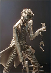 Joker Redux (█ Slices of Light █▀ ▀ ▀) Tags: book dc comic super joker villain pewter 漫畫 mall malaysia kuala kl lumpur selangor 1utama 吉隆坡 马来西亚 samsung plus s10 馬來西亞