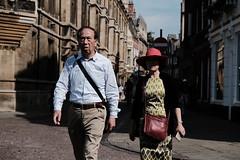 Red (Bury Gardener) Tags: cambridgeshire cambridge england uk 2019 streetphotography streetcandids snaps strangers candid candids people peoplewatching folks fujixt3 fuji fujifilm