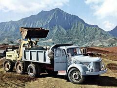 HINO TA from 1962 (Static Phil) Tags: hino ta 1962 truck dumptruck 4x2