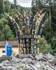 """Parc Ela"" Roundabout Sculpture, Tiefencastel, Canton of Grisons, Switzerland (jag9889) Tags: 2019 20190817 albula albularegion albulaalvra alvra art artwork ch cantonofgraubunden cantonofgrisons europe fluss gkz282 gr graubunden grisons hauptstrasse helvetia hinterrheinzufluss kantongraubünden kreisel kunst mainroad outdoor park plastik rhinetributary river roundabout schweiz sculpture skulptur suisse suiza suizra svizzera swiss switzerland tiefencastel water waterway jag9889"